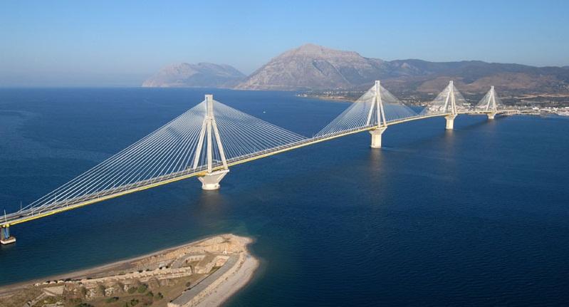 Rion-Antirrion Bridge