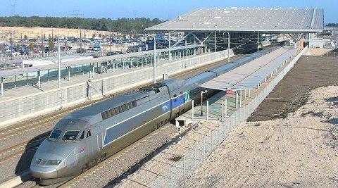 TGV Méditerranée